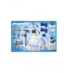 Playmobil campo base degli esploratori 9055 Playmobil-Futurartshop.com