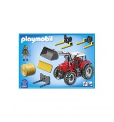 Playmobil большой трактор 6867 Playmobil- Futurartshop.com