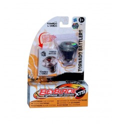 Black and grey l-drago beyblade xts Twister 316721860/33660 Hasbro- Futurartshop.com