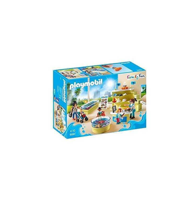 Playmobil Akwarium Sklep Playmobil Family Fun Futurartshop