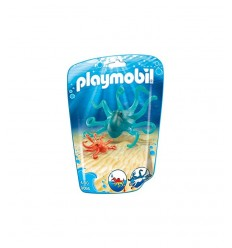 PLAYMOBIL ośmiornica z puppy 9066 Playmobil- Futurartshop.com