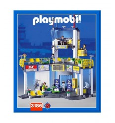 PLAYMOBIL aéroport 03186 Playmobil- Futurartshop.com