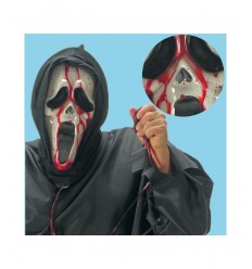 Scream Bloody masque hoodies 00996 00996 Carnival Toys- Futurartshop.com