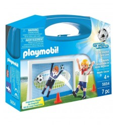Football Playmobil mallette 5654 Playmobil- Futurartshop.com