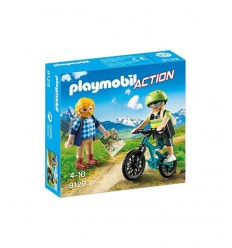 Playmobil Bicyclist and hiker 9129 Playmobil- Futurartshop.com