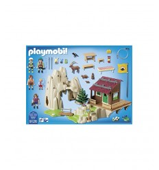 Playmobil refuge for climbers 9126 Playmobil- Futurartshop.com