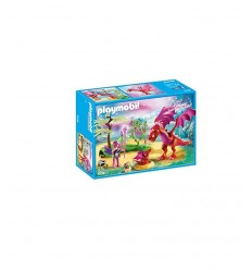 Playmobil Dragon mamma med valp och fairy 9134 Playmobil- Futurartshop.com