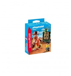 Cowboy with gun PLA9083 Playmobil- Futurartshop.com