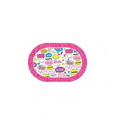 tapete de mesa de Barbie BB117797 Dedit- Futurartshop.com