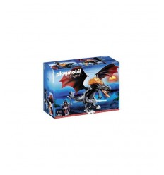 Playmobil géant cracheur de feu Dragon 5482-avec LED 5482 Playmobil- Futurartshop.com
