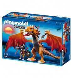 Playmobil 5483 - Drago Fiammeggiante 5483 Playmobil- Futurartshop.com
