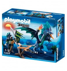 Playmobil-5484 Armored Dragon 5484 Playmobil- Futurartshop.com