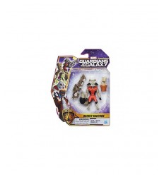 Guardians of the galaxy base character rocket raccoon B6662EU44/B6664 Hasbro- Futurartshop.com