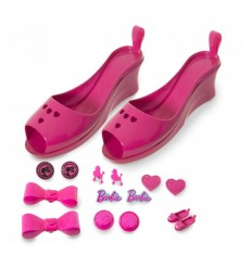 Barbie Set Me & chaussures tendance GG00604 Grandi giochi- Futurartshop.com