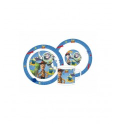Set colazione in ceramica Toy story 1660 -Futurartshop.com