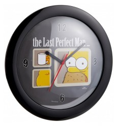 Reloj de pared de Simpson 164697 Cartorama- Futurartshop.com