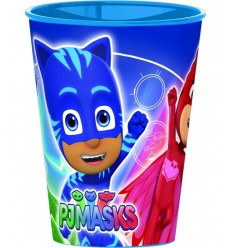 Pj masks bicchiere 260 ml super pigiamini 1907 1133 -Futurartshop.com