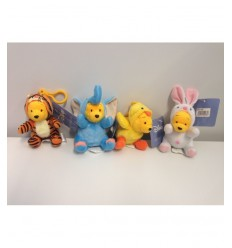 Assortiment winnie l'ourson en peluche porte-clés D57183 - Futurartshop.com