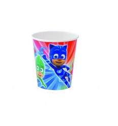 Pjmasks bicchieri party 016001312 New Bama Party-Futurartshop.com
