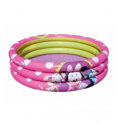 Piscina Minnie a tre anelli 91060 Bestway-Futurartshop.com
