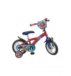 Super Wings- Bicicletta 12 BIM012410 -Futurartshop.com