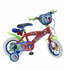 Super Pajamas Pj Masks-Red Bicycle 12 BIM012014 - Futurartshop.com