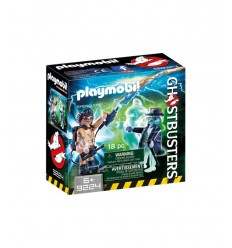 Playmobil 9224 spengler e il fantasma 9224 Playmobil-Futurartshop.com