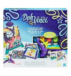 Play Dohvinci art studio creative C0912EU40 Hasbro- Futurartshop.com