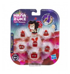 Hana zuki full of treasures blister 6 peronaggi rosso B8053EU40 B8444 Hasbro-Futurartshop.com