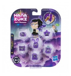 Hana zuki full of treasures blister 6 peronaggi viola B8053EU40 B8541 Hasbro-Futurartshop.com