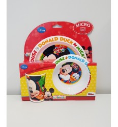Set pappa Mickey 3-piece MAZ0006331 Mazzeo- Futurartshop.com