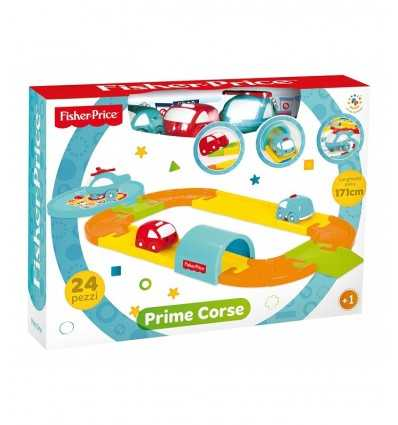 The First Racing Track With Car Fisher Price Futurartshop
