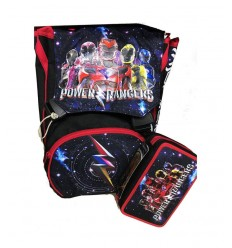 Schoolpack a Power Ranger with box 3 zip 2C3001702 899 Seven- Futurartshop.com