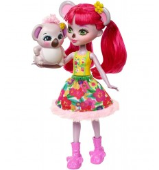 Enchantimals- Mini Bambola-Karina koala DVH87/FCG64 Mattel-Futurartshop.com