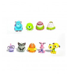 Spinmaster-Monster University Assorted Products in sachets to surprise 6019733 Spin master- Futurartshop.com