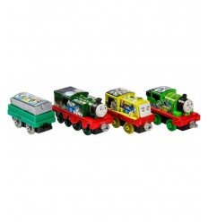 Thomas und friends-adventures-team reinigung DWM32/DXT83 Mattel- Futurartshop.com