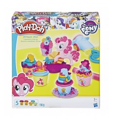 Play-doh my little pony cupcake party B9324EU40 Hasbro- Futurartshop.com