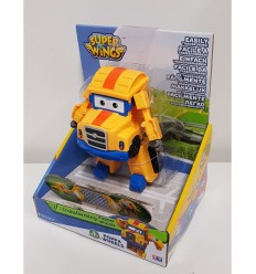 Superwings personaggio Poppa Wheels UPW01000/9 Giochi Preziosi-Futurartshop.com