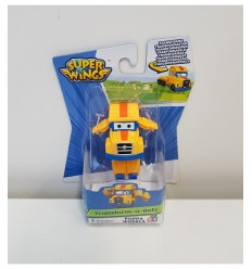 Super wings mini personaggio trasformabile Poppa wheels UPW00000/9 Giochi Preziosi-Futurartshop.com