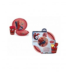 Set pappa 3 pcs ultimate Spiderman 334803 Mazzeo- Futurartshop.com