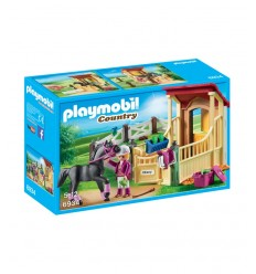 Playmobil 6934 Stable avec un cheval arabe PLA6934 Playmobil- Futurartshop.com