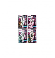 Monster High creepy cool tattoo 1080 Rocco Giocattoli- Futurartshop.com