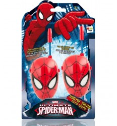 Talkie Spiderman Walkie GCH551183 Giochi Preziosi- Futurartshop.com