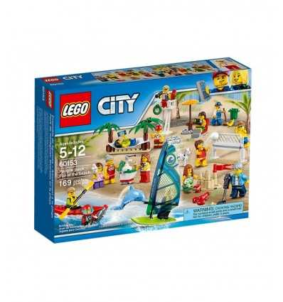 Lego 60153 people pack divertimento in spiaggia 60153 Lego-Futurartshop.com