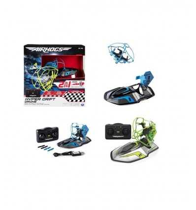 Airhogs Hyper Drift Drone 2 Colors 6040078 Spin Master Futurartshop