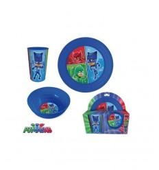 Set lunch at PJ Masks 3 pieces PJ.LQ0094 4M- Futurartshop.com