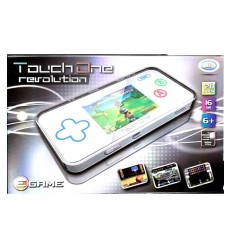 Touch Screen Konsole 120 Spiele in 16-Bit LCD-1 50054 Ods- Futurartshop.com