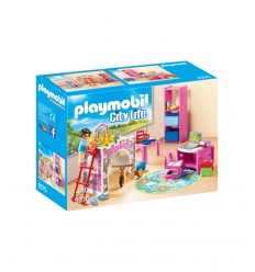 Playmobil 9270 Chambre À Coucher 9270 Playmobil- Futurartshop.com