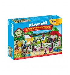 Playmobil 9262 Адвент Календарь день на конюшне 9262 Playmobil- Futurartshop.com