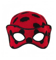 Hat 3D, miraculous lady bug with mask 2200002486 - Futurartshop.com
